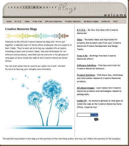 CM blog