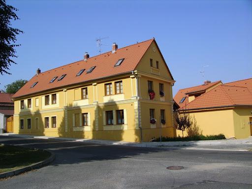 Domov Bechlín - Objekt domu 2006