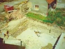 Domov Bechlín - Objekt domu 2001
