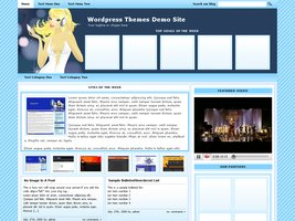 Music Wordpress Theme 1