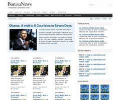 Bureau News Theme