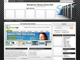 Web Hosting Template 4
