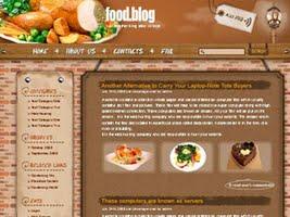 Seeking restaurants free wordpress theme