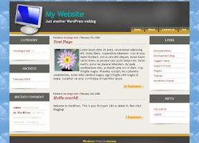 Blugri Free Wordpress Theme