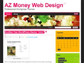 Fancy Free Wordpress Theme