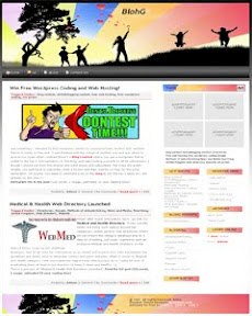 Freedom Free Wordpress Theme