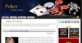 Wordpress Poker Theme - wpg138