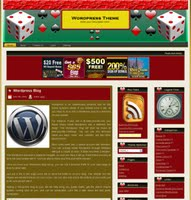 Poker Wordpress Theme
