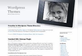Esther Free Wordpress Theme