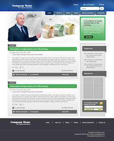 Payday loans or Finance theme