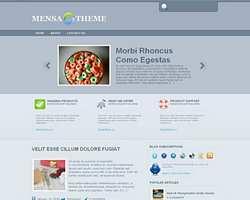 Mensa Theme