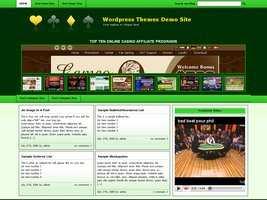 Online Casino Template 562