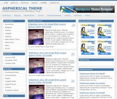 Aspherical Theme