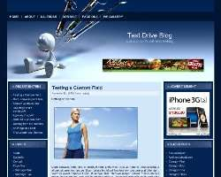Backpain WordPress Theme