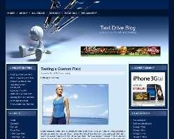 Backpain WordPress Theme
