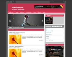 Pinky Wordpress Theme