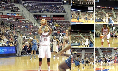 View Detroit Shock vs. Minnesota Lynx