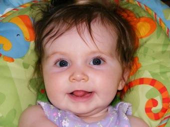 5 Months Jacinta 1