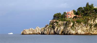 Sizilien - Häuser, Immobilien direkt am Meer