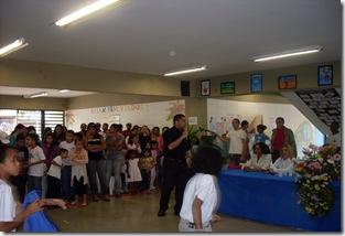 Foto na escola