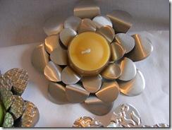 flower tea lights 4