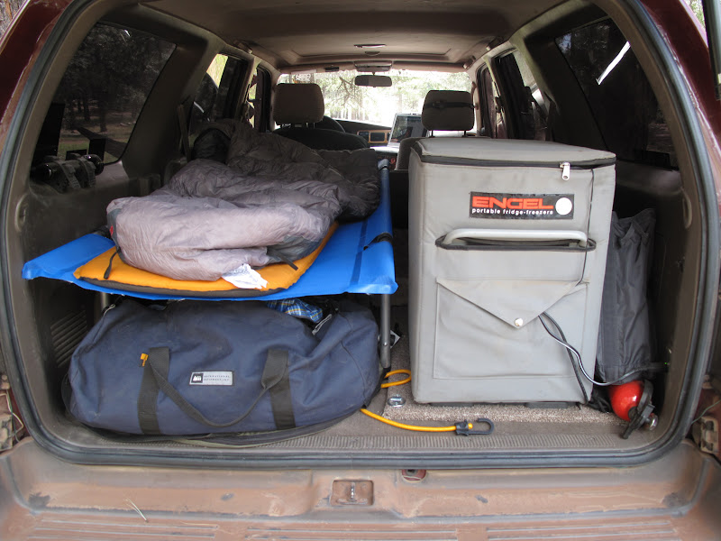 Its Light Easy And Not Anywhere Near A Permanent Set Up Well We Are Going To Be Transitioning From The FJ As Our Main Camping Rig My 4Runner
