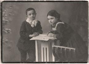 Johann und Ilse Davidson