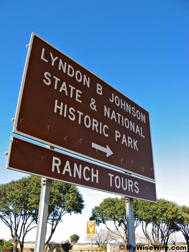 Welcome to LBJ State & National Historic Park
