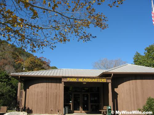 Lost Maples Park Headquarters