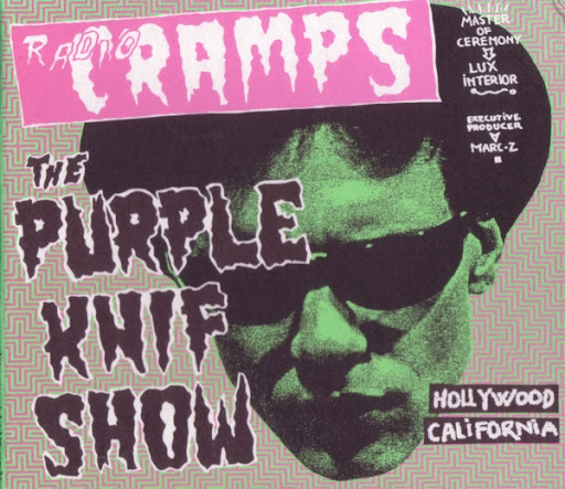 Lux Interior - The Purple Knif Show