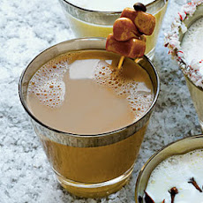 Caramel-and-Chicory Milk Punch