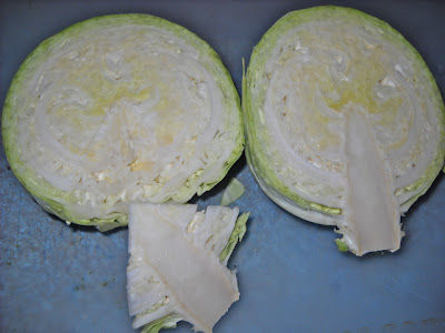 core cabbage