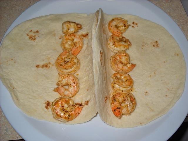 build shrimp taco 1