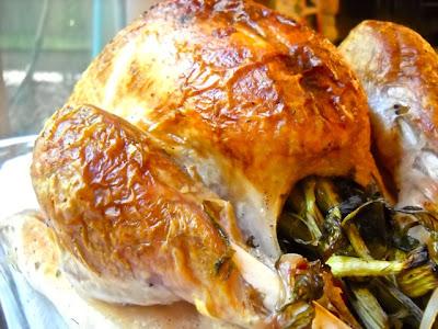 roated turkey