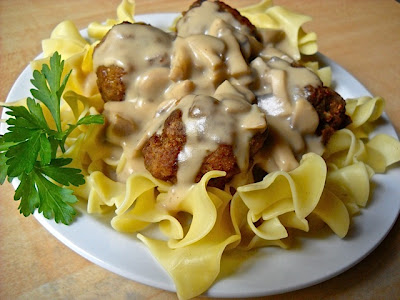 Meatball Stroganoff