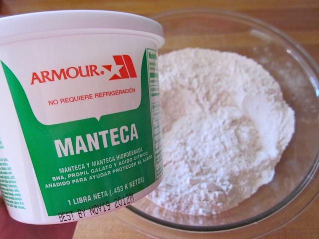flour + lard