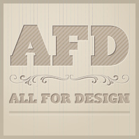 All For Design- Logo