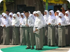 Perpisahan Kelas XII di SMAN Pintar Kuansing TP 20092010 25