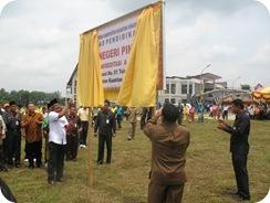 Peresmian Gedung SMAN Pintar Kabupaten Kuantan Singingi 14