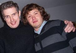 John and Antonio