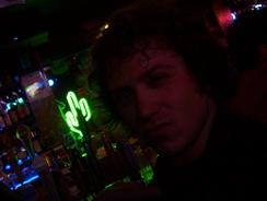 Antonio at Cactus Bar