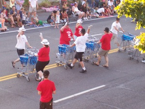 QFC cart crew