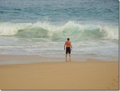 5.  Big waves