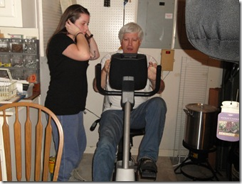 8.  Exercise Bike