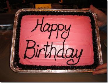 1.  Kim's Cake