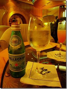 68.  San Pellegrino at Champagne Bar