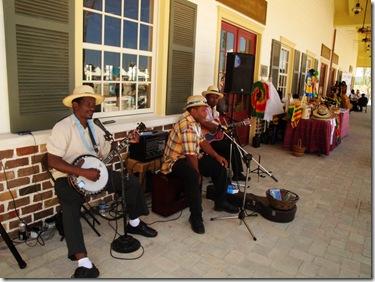 76.  Jamaican band