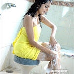 South indian actress taking bath - part 2