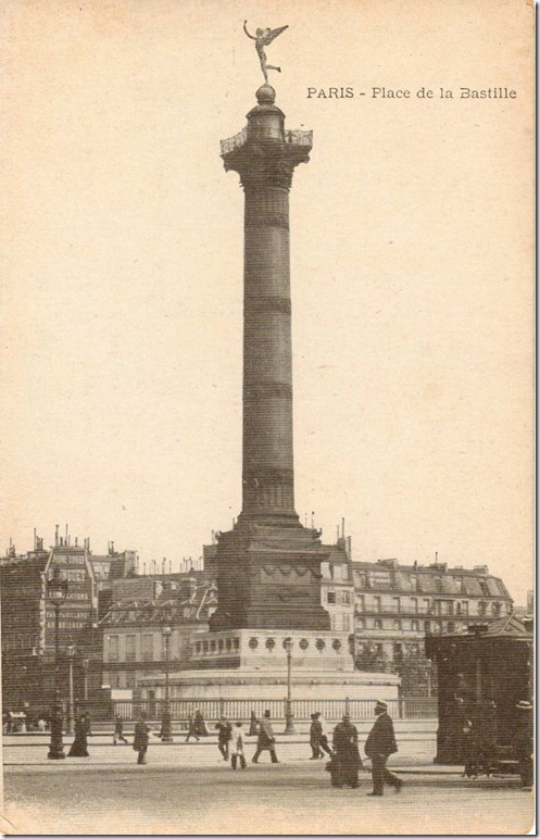 Place de la Bastille