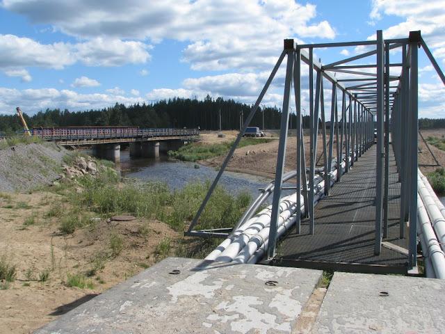 Усть-Лужский терминал окупировал нерестовую речку Хабаловку